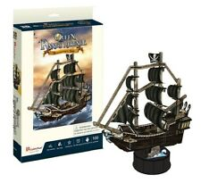 3D Puzzle CubicFun - Queen Anne's Revenge. Blackbeard's Ship - 100 pieces
