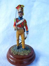 Soldat de plomb 90mm - Brigadier des chevau-légers lanciers de la garde 1810-15