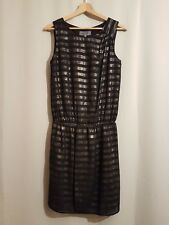 NEXT Clothing Ladies Size 8 Sleeveless Outgoing Party Dress 38 inches in Length