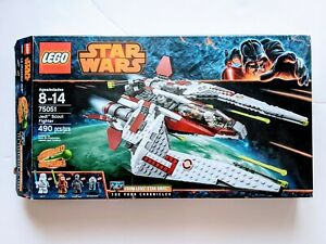 Details about  /Lego Star Wars Mini Jek-14 Stealth Fighter Complete Toys R Us Promo
