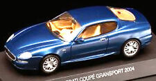 MASERATI COUPE' GRANSPORT 2004 - Limited Edition n. 25 - Scala 1/43