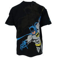 New Era Men's DC Comics Batman S/S Tee (Medium)