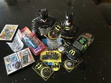 Assorted Batman Collectible Lot