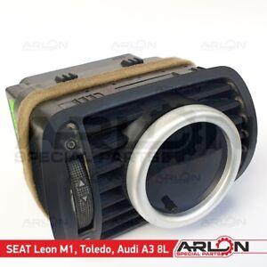 SEAT Leon M1, Toledo, Audi A3 8L vent pod gauge holder 52mm Arlon Special Parts