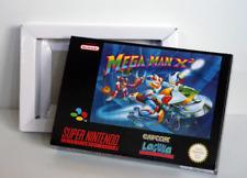 Boîte SNES – MEGAMAN X2 [FAH]