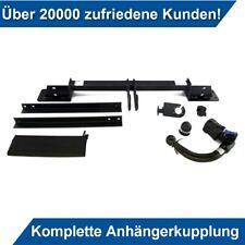 Anhängerkupplung starr+ES 13p uni AHK Für Fiat Linea Stufenheck 07-15 Kpl