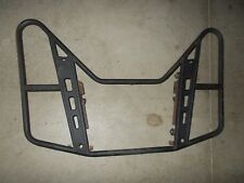 2006 Can Am Bombardier Outlander XT 400 Rear Medal Luggage Rack Carrier Holder