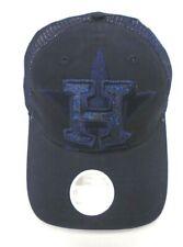 Houston Astros Women's New Era 9TWENTY Glitter Cap Hat