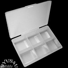 Storage Container Pocket Travel 6 Compartment Organizer