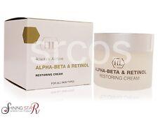 Holy Land Alpha-Beta & Retinol Restoring Cream 50ml Exellent Price