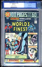 World's Finest #228 CGC NM 9.4 Batman Monterey
