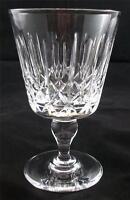 Richardson Crystal large wine 5 1/8 inch tall - same as Thomas Webb Kingswinford