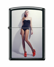 ZIPPO - Red Shoe Girl Collection - Series 4 - No 6 - New and Sealed