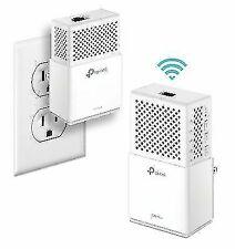 TP-LINK TL-WPA7510 Kit AV1000 Gigabit Powerline Wi-Fi Range Extender