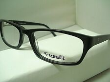 4ce221c439 AUTH NEW FATHEADZ EYEGLASSES 00138 WALLSTREET MENS LARGE 58 w  CASE