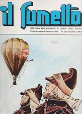 The Comics Magazine ANAF n.24/1983 Dick Lightning Barney Google Little Anne Rooney
