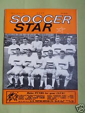 SOCCER STAR - UK FOOTBALL MAGAZINE - 5 JUNE 1964 - FALKIRK