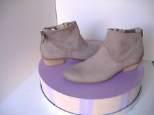 83d14a7aa Paul Green suede ankle booties Women's US size 10