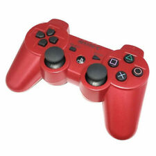 NEW Sony PlayStation 3 Wireless Gamepad PS3 Controller DualShock 3 RED CF