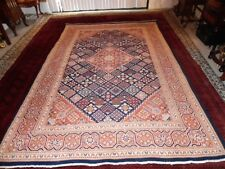 Fine Quality Authentic Wool Hand knotted Persian Rug Carpet Runner