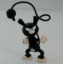 Plastoy Marsupilami Cousin in Black Mini Figure