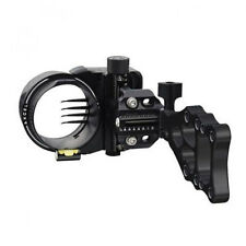 Axcel Armortech 4-Pin Hunting Sight #AXAT-N419-BK, RH or LH, Black
