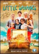 Little Savages DVD Slipcase Edition Family Flick Treasure Hunt 2014