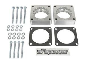 aFe Power Throttle Body Spacer For 2008-2013 G37 2009-2019 370Z 3.7L V6 VQ37VHR