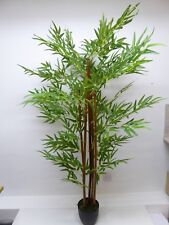 Large Artificial Bamboo Tree  5ft - 1.5m Outdoor Indoor Potted Bamboo Plant