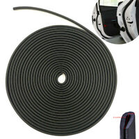Universal 6M Car Truck Auto Door Rubber Edge Guard Seal Strip U Channel Trim