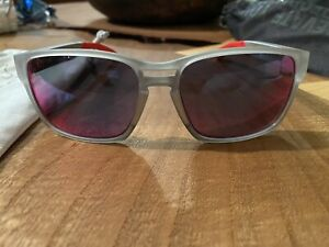 Used Rudy Project Spinair Sunglasses in Grey and Red