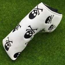 Putter Headcover Blade Golf Club Head Covers PU Leather Scotty Cameron Titleist