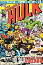 The Incredible Hulk Comic Book #170, Marvel Comics 1973 VERY FINE+