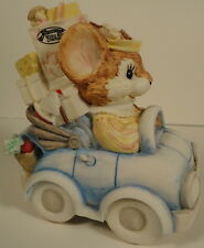 Mouse Capers Mice Car Shopping San Francisco Music Box Plays My Favorite Things