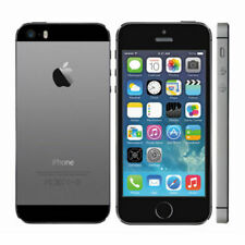 Apple iPhone 5S 16GB Space Gray - Rare iOS 10 (10.3.3) - Unlocked | Good (B)