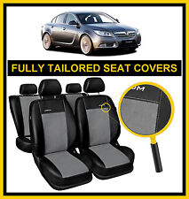 OPEL INSIGNIA 2008 - 2017 FULLY TAILORED SEAT COVERS  full set LEATHERETTE