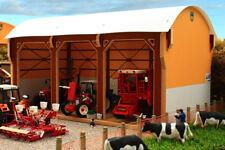 BRUSHWOOD Dutch Barn - Tractor Shed - 1:32 Scale Farm Toys BT8980