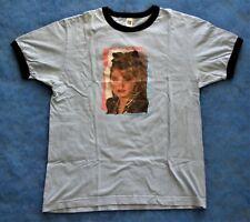 MADONNA DESPERATELY SEEKING SUSAN T-SHIRT VINTAGE TEE ORION © 1985 LICENSED