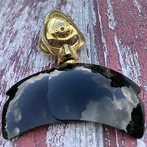 Lensmills Replacement Polarized Lenses for-Oakley Flak 2.0 OO9295 Sunglass