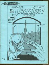 Duende #1-1975-Pulp Hero The Shadow Fanzine-Will Murray, Graves Gladney