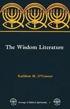 The Wisdom Literature Message of Biblical Spirituality