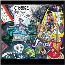 Cabbage - The Extended Play of Cruelty (NEW CD)
