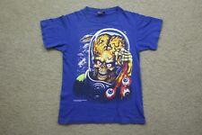 Vintage 90's Mars Attacks Blue Shirt