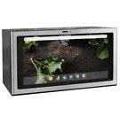 """GE Cafe 30"""" Smart Integrated Kitchen Hub STAINLESS STEEL UVH13012MSS photo"""