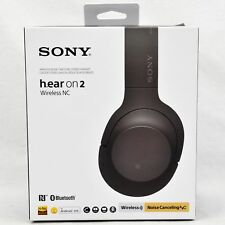 Sony WH-H900N h.ear on 2 Bluetooth Wireless Noise Canceling Stereo Headset.