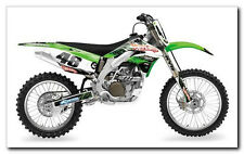 Factory Effex HOT WHEELS GRAPHIC Kit With seat cover - 06-08 KX450F