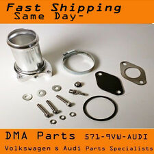 Volkswagen VW TDI 1.9 ALH EGR Delete Kit Race Pipe MK4 Beetle Golf Jetta 98 - 04