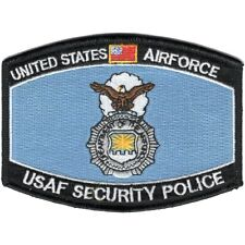 USAF MOS Security Police MP Patch NEW!!!