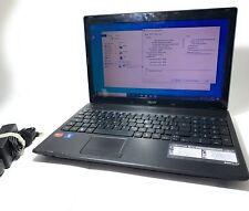 "COMPUTER PORTATILE NOTEBOOK ACER ASPIRE 5253 8GB RAM 320GB HARD DISC 15,6"""