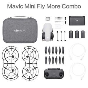 Drone,DJI Mavic Mini Drone with Ultralight 3-Axis Gimbal 2.7K Camera Foldable 30